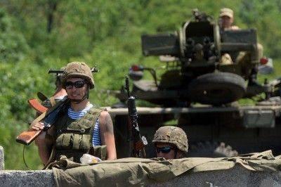 Около 500 украинских солдат сдались в плен армии Юго-востока