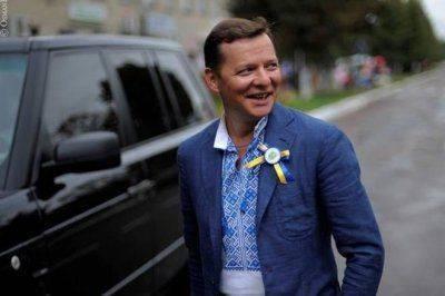 СМИ показали настоящую жизнь Ляшко: особняк в Конча-Заспе, VIP-чартер и группы охранников