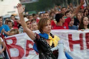 Патриотка Украины о нынешнем имидже украинцев в Европе: «дикари и фашисты»