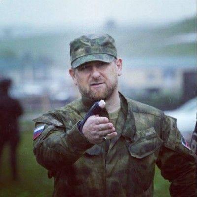 На Донбасс прибыл батальон кадыровских бойцов