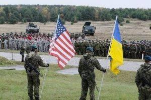 В Украину прибывают американские военные инструкторы