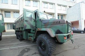 Аваков: На вооружение Нацгвардии пришли броневики «Раптор»