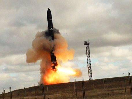 «Сатанинское» наследие: новая баллистическая ракета России отрезвит Америку