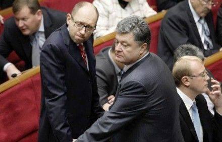Начало информационной войны против Порошенко