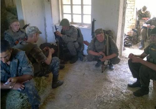 Военнослужащим одесской бригады не хватает продовольствия и медикаментов