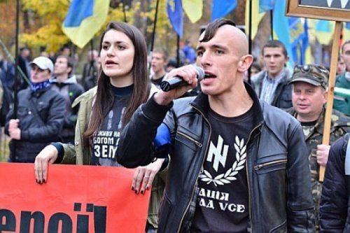«Николаев - это Россия!» В городе нападают на активистов «Свободы»