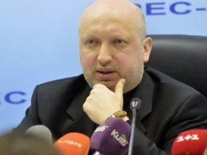 Турчинов предупреждает: В Донбассе начали использовать «крапленые» деньги