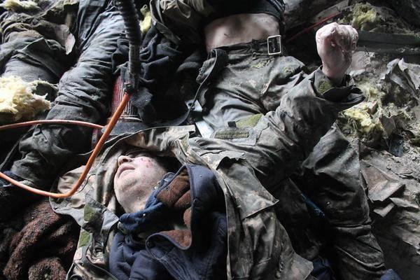 Картинки по запросу трупы украинских воякив