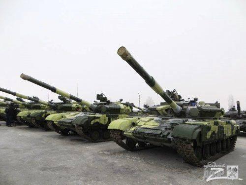 Украинского генерала ответственного за поставку некачественных танков уволили