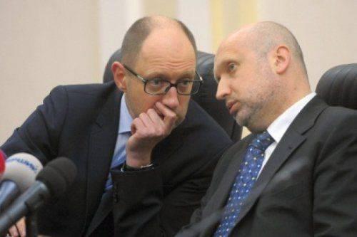 Госпереворот на Украине: Порошенко готовят на роль новой сакральной жертвы