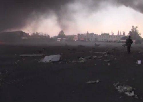 СМИ: В Донецк прорвались части «Правого сектора»