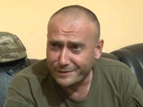 Ранение Яроша оказалось серьезным: от смерти спасла каска