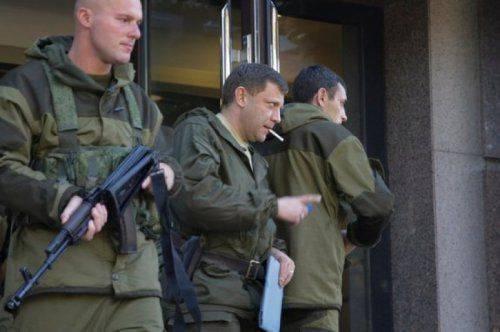 Безвозвратные потери украинских военных приближаются к 1000 - Захарченко