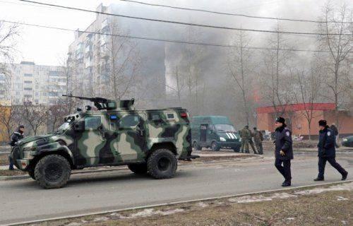 В Мариуполе насчитали 5-7% украинских патриотов