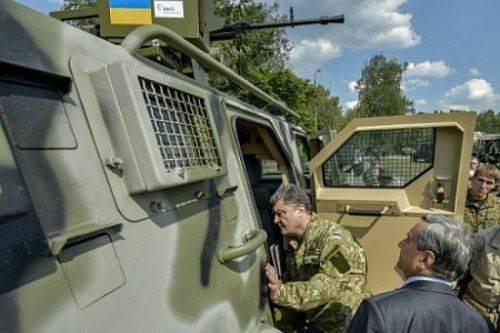 Польша не будет дарить оружие Украине: самим мало