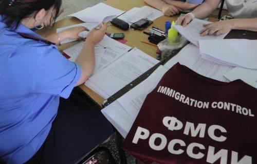 ФМС продлила сроки пребывания в РФ гражданам Украины призывного возраста