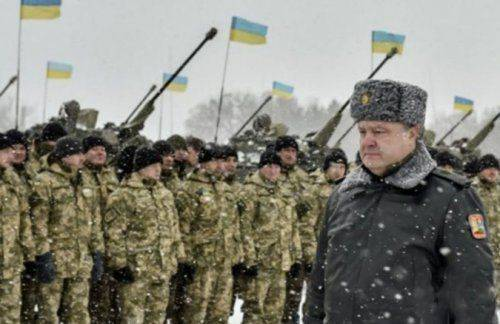 Агентство Bloomberg пообещало Киеву поражение в украинском конфликте