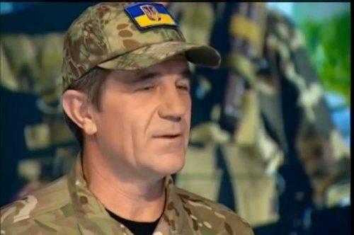 Командир батальона «Донбасс» призвал к немедленному свержению Яценюка