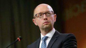 Яценюк решил разбронировать ценности государственного резерва Украины