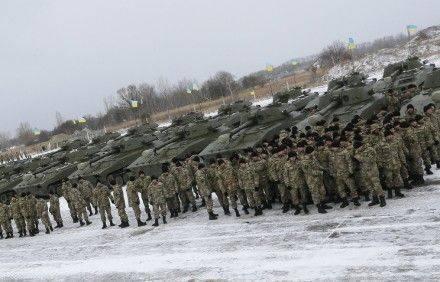 Украина увеличивает производство танков почти в 25 раз