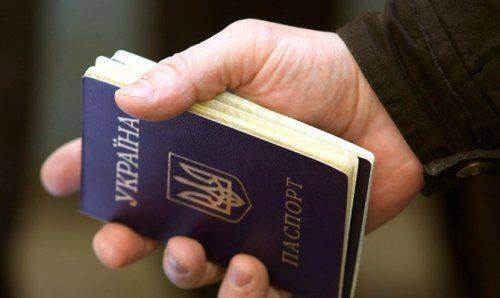 Россия сохранит для украинцев въезд по внутренним паспортам