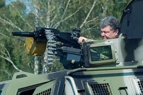 Порошенко обзавелся «Преторианской гвардией»