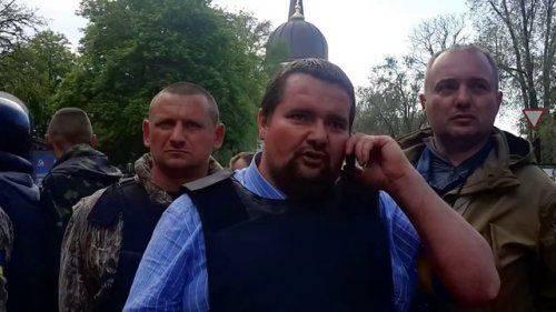 Одесский убийца сотник Мыкола умер в больнице