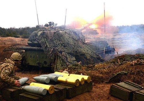 ЕС поймали на поставках Украине смертоносного оружия