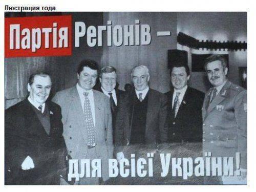 Избирательная люстрация. Когда люстрируют Порошенко?