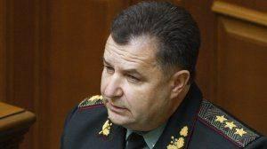 Министр обороны Украины: На фронт не хотят идти около 80% призывников