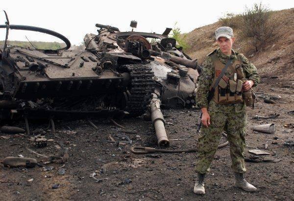 Донбасс превратился в кладбище танков ВСУ: их башни вырваны, корпуса разорваны. Почему?