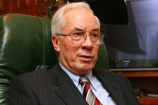 Николай Азаров возглавит новое украинское правительство