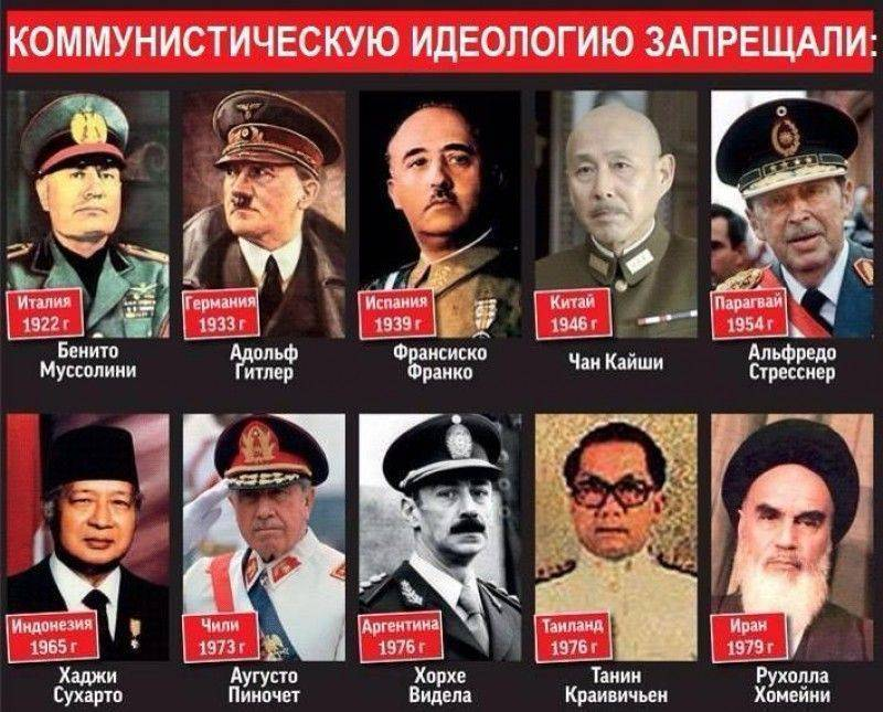 a history of communist rule in russia