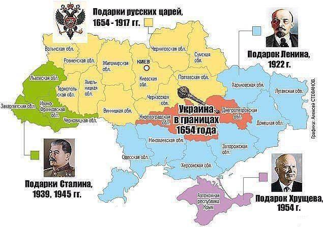 Украина готовится отказаться от 70% территорий?