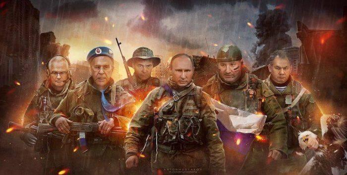 Россия наконец-то официально признала, что США ведут против нее гибридную войну