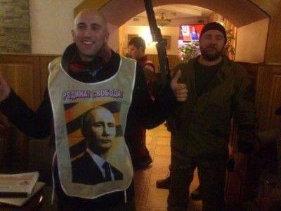 Грэм Филипс возвращается на Донбасс