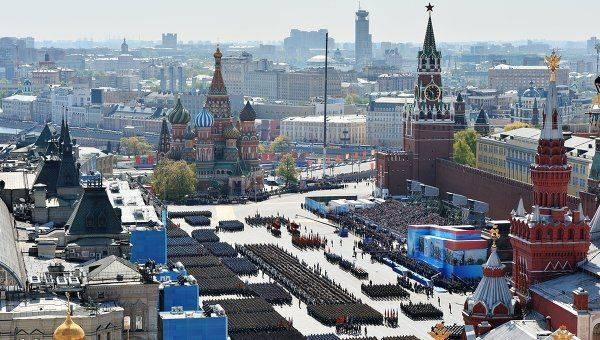 CNN о параде: в этом году Кремль превзошел сам себя