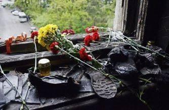 За кровь одесских мучеников