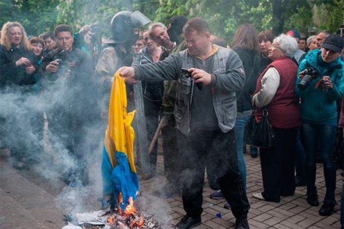Le Temps: Одесса может взорваться как скороварка