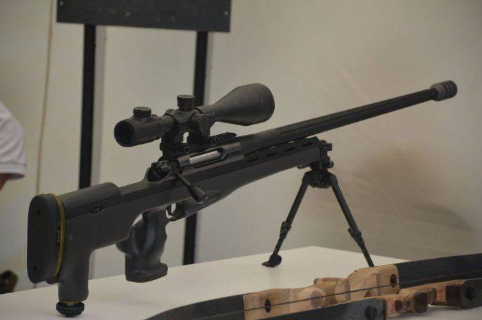 Новые образцы грузинского вооружения