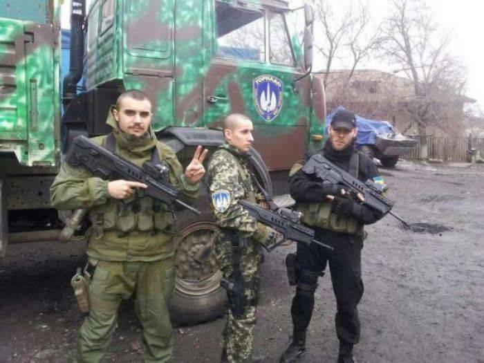 """За массовые преступления арестованы 8 боевиков роты """"Торнадо"""""""
