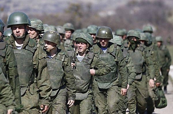 Россия играет мускулами? Нет, Россия противостоит западной пятой колонне