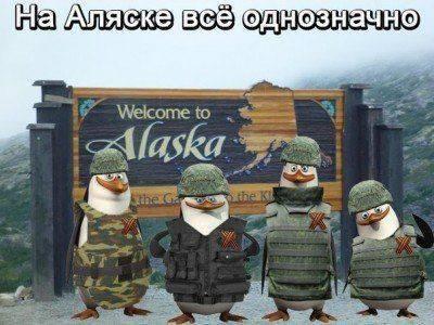Алясканаша, и никаких гвоздей!