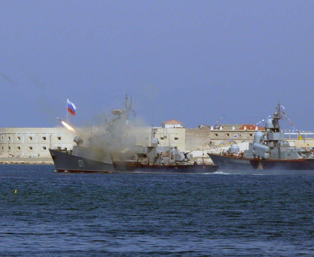 День флота в Севастополе глазами одессита