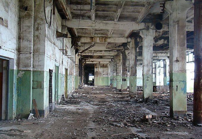 Руины Слобожанщины: Достижения «независимой» Украины