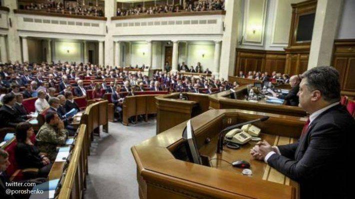 Партии «Блок Петра Порошенко» и «Народный фронт» сольются в одну