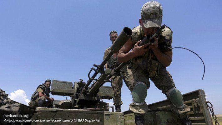 ВСУ успевают стягивать и прятать танки за спиной ОБСЕ