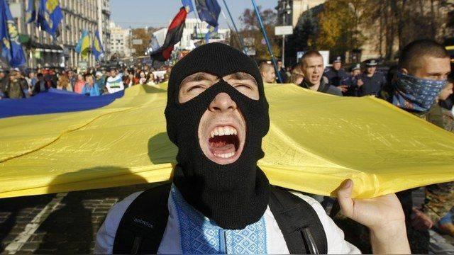 DWN: Западной Украине грозит гражданская война