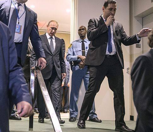 Закулисье ООН