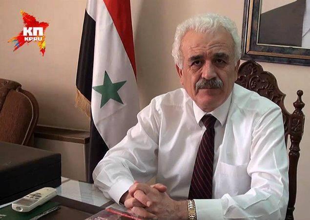 Сирия с надеждой смотрит в небо